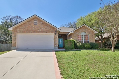 Guadalupe County Single Family Home Active Option: 2821 Berry Way