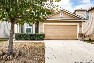 San Antonio Single Family Home Active Option: 3507 Krie Highlands