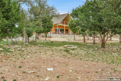Canyon Lake Single Family Home New: 1841 Scenic View Dr
