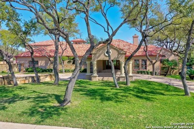 San Antonio Single Family Home New: 11735 Elmscourt