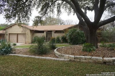 San Antonio Single Family Home Back on Market: 3415 Huntwick Ln