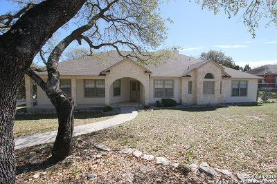 Bulverde Single Family Home New: 31622 High Ridge Dr