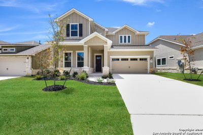 Schertz Single Family Home New: 8725 Stackstone