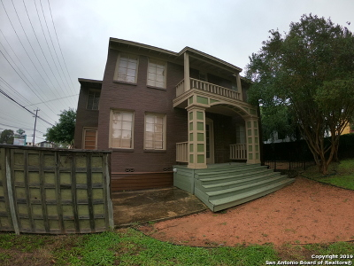 San Antonio Multi Family Home New: 103 Wildwood Dr E