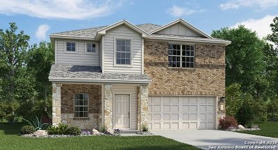New Braunfels Single Family Home New: 1825 Strawcove