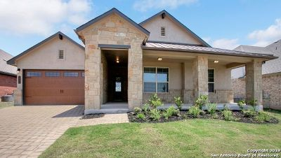 San Marcos Single Family Home New: 1308 Madrid Trace