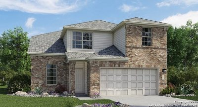 Converse Single Family Home New: 8442 Cassia Cove