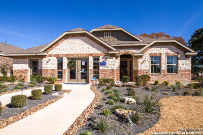 Bulverde Single Family Home New: 5057 Blue Ivy