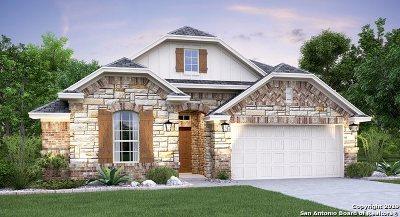 Bulverde Single Family Home New: 3070 Blenheim Park