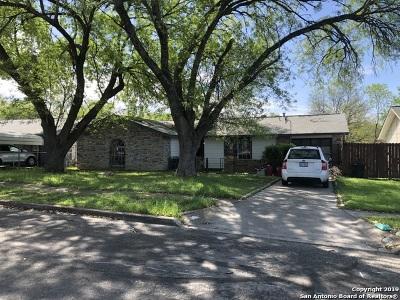 San Antonio Single Family Home New: 7218 Glen Hill