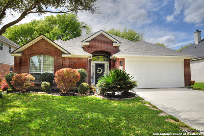 Cibolo Single Family Home New: 124 Brookbend
