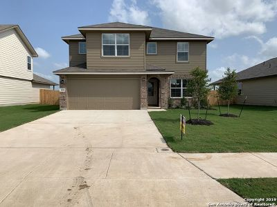 Cibolo Single Family Home New: 120 Grand Rapids