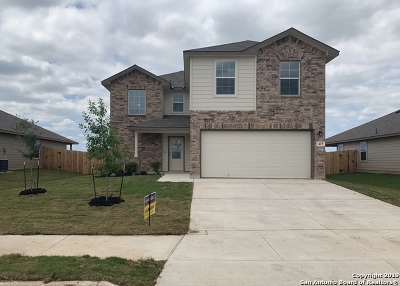 Cibolo Single Family Home New: 417 Salt Fork