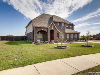 Schertz Single Family Home New: 6900 Ivy Leaf