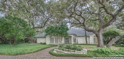 San Antonio Single Family Home New: 6419 Pemwoods