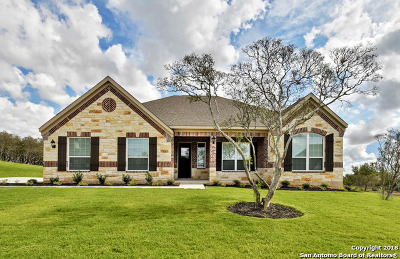 Castroville Single Family Home New: 186 Roundtop Hill