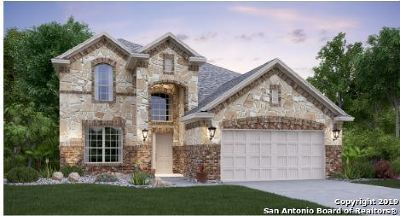 Schertz Single Family Home New: 11526 Hansons Forest