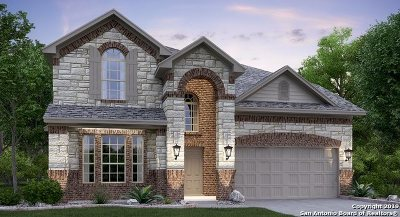 Schertz Single Family Home New: 10319 Owl Woods