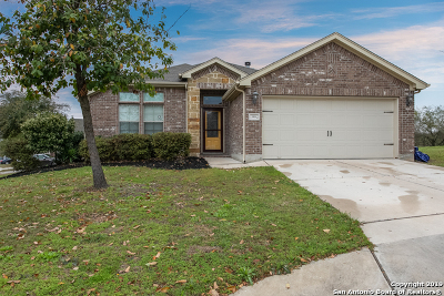 Schertz Single Family Home New: 3901 Beaver Creek
