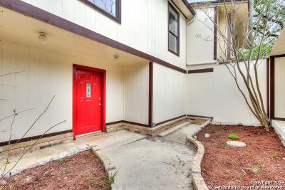 San Antonio Condo/Townhouse For Sale: 12008 Ashrock Ct