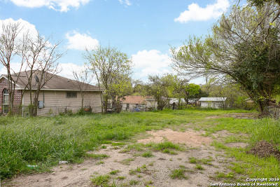 San Antonio Residential Lots & Land New: 2114 Martin Luther King Dr