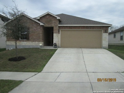 Selma Single Family Home New: 15935 Derby Rally