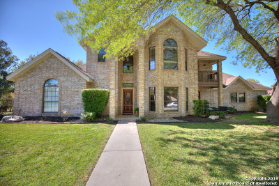 New Braunfels Single Family Home New: 2252 Waterford Grace