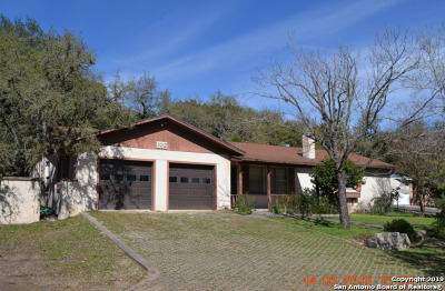 Canyon Lake Single Family Home New: 102 Foot Hill Dr