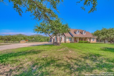 Spring Branch Single Family Home For Sale: 421 Elmhurst Dr