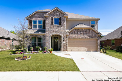 Boerne Single Family Home Back on Market: 229 Parkview Terrace