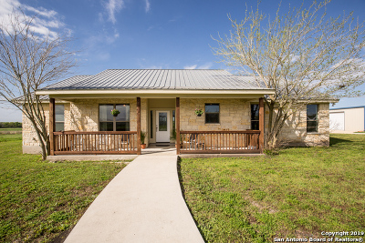 Guadalupe County Farm & Ranch For Sale: 3300 Fm 465