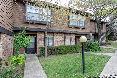 San Antonio Condo/Townhouse New: 11815 Vance Jackson Rd #905