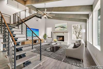 San Antonio Single Family Home New: 14819 Colorado King