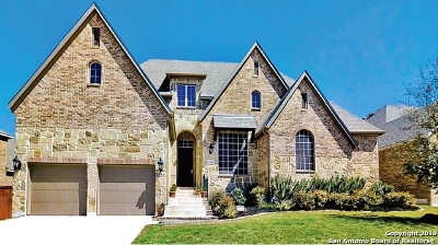 Boerne Single Family Home New: 29030 Porch Swing