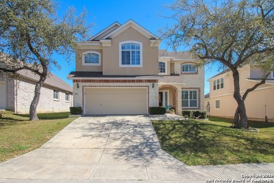 Single Family Home New: 26014 Starling Hill