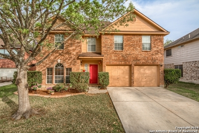 Schertz Single Family Home New: 1105 Lauran Park Dr