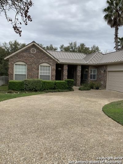 San Antonio Single Family Home New: 13234 Hunters View St