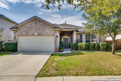 Helotes Single Family Home New: 8818 Imperial Cross