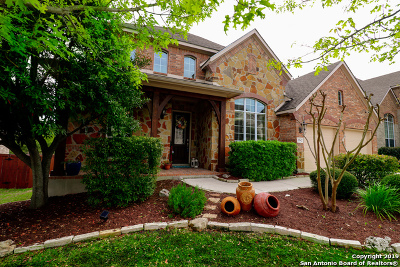 Cibolo Canyons Single Family Home For Sale: 3542 Hilldale Pt