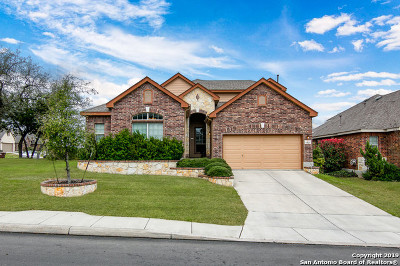 Bexar County Single Family Home New: 11627 Belicena Rd