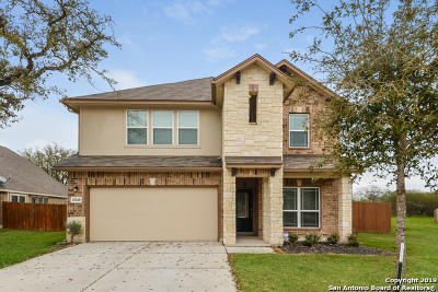 Schertz Single Family Home New: 10248 Shadowy Dusk