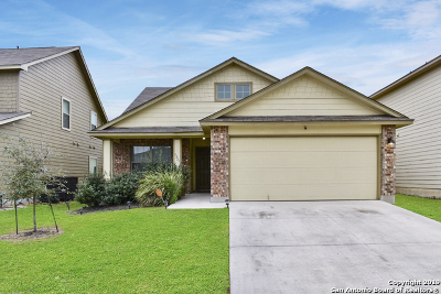 Single Family Home New: 3335 Barrel Pass