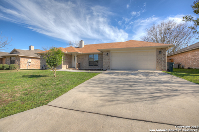 New Braunfels Single Family Home New: 1123 Camellia Ln
