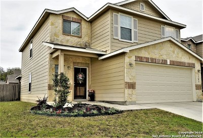 Single Family Home New: 3703 Fringe Breeze