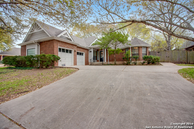 New Braunfels Single Family Home Active Option: 851 Northview Dr