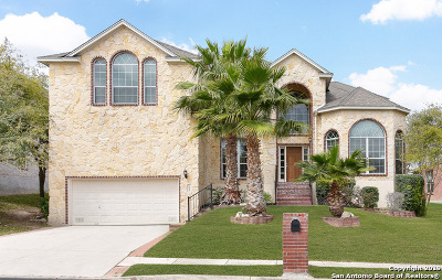 Single Family Home New: 10034 Ramblin River Rd