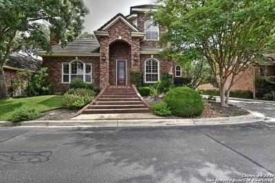 San Antonio Single Family Home New: 104 Westcourt Ln