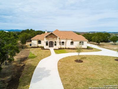 Pipe Creek Single Family Home Price Change: 296 Rio Circle Dr.