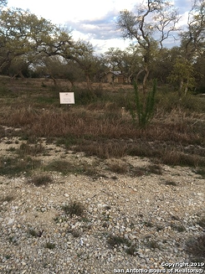 New Braunfels Residential Lots & Land New: 2072 Passare
