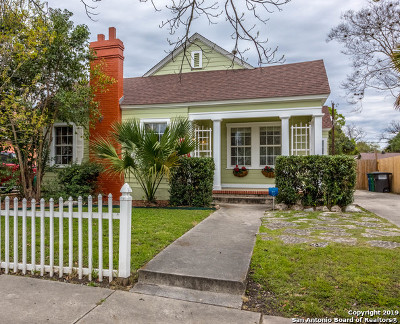Single Family Home New: 2017 W Mulberry Ave